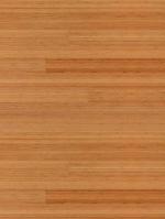 Solido vertical caramel parquet en bambou, brut