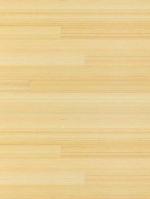 Solido vertical naturel parquet en bambou, vernis