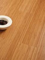 Limbo vertical caramel parquet en bambou, vernis