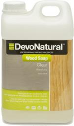 DevoNatural® Wood Soap - Wit (2 L)