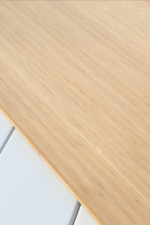 MF vertical caramel parquet en bambou, brut