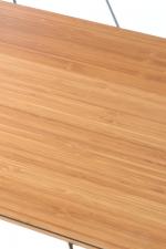 MF vertical caramel parquet en bambou, huilés