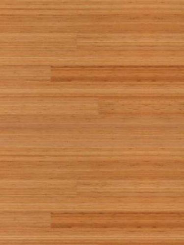 Solido verticaal karamel bamboe parket, onbehandeld