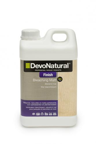 DevoNatural® Finish - Blekend Mat - (2 L)