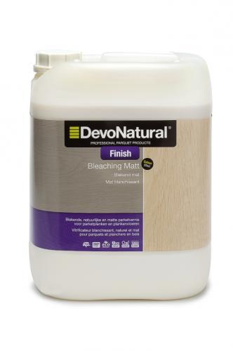 DevoNatural® Finish - Blekend Mat - (10 L)