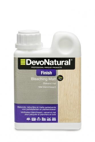 DevoNatural® Finish - Blekend Mat - (100 mL)