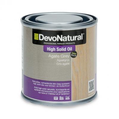 DevoNatural® High Solid Oil - Agaat grijs (1 L)