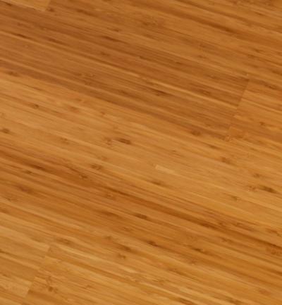 Loft verticaal karamel bamboe parket, gevernist