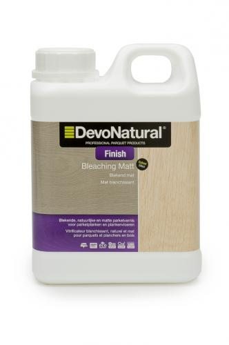 DevoNatural® Finish - Blekend Mat - (750 mL)