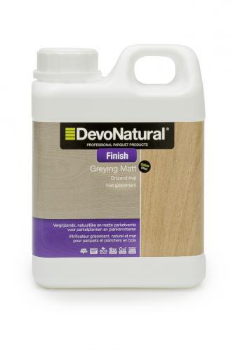 DevoNatural® Finish - Grijzend Mat - (750 mL)