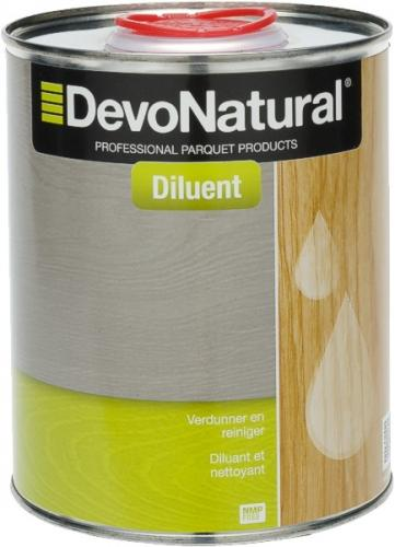 DevoNatural® Diluent - Kleurloos (1 L)
