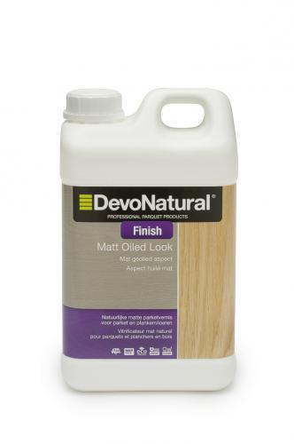 DevoNatural® Finish - Aspect Huilé Mat - (2 L)
