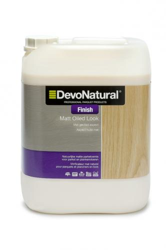 DevoNatural® Finish - Mat Geolied Aspect - (10 L)