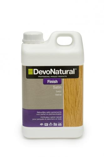 DevoNatural® Finish - Satin - (2 L)