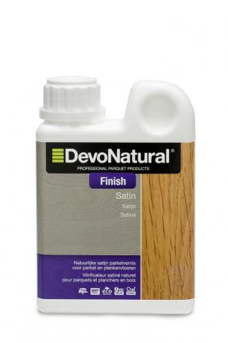 DevoNatural® Finish - Satin - (100 mL)