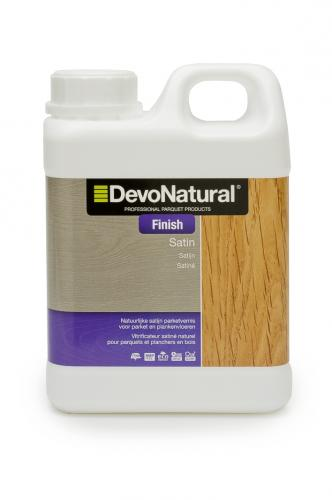 DevoNatural® Finish - Satin - (750 mL)