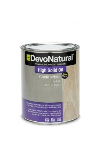 DevoNatural® High Solid Oil - Kalkwit (1 L)