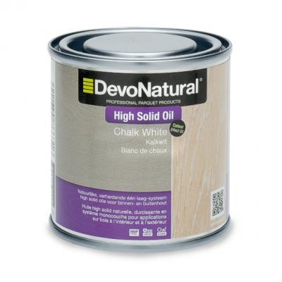 DevoNatural® High Solid Oil - Kalkwit (100 mL)