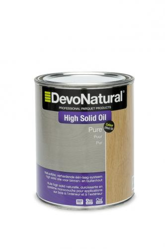 DevoNatural® High Solid Oil - Pure (1 L)