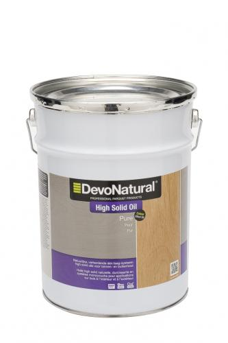 DevoNatural® High Solid Oil - Pure (5 L)