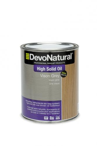 DevoNatural® High Solid Oil - Vison grijs (100 mL)