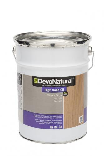 DevoNatural® High Solid Oil - Vison grijs (5 L)